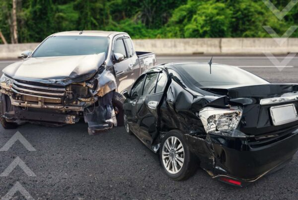 How long should you be sore after a car accident