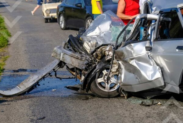 What happens to your body after a car accident