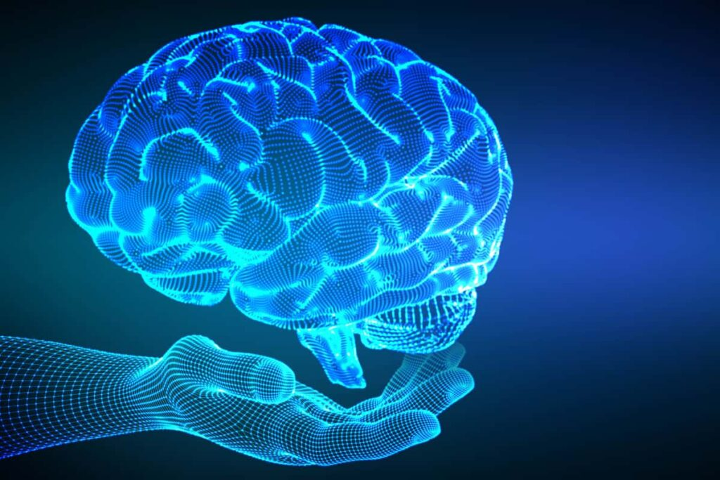 What causes brain abscess?