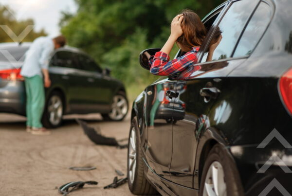 Whether to seek help after a car accident